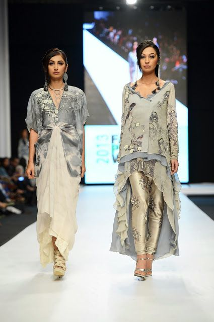 Shamaeel Ansari 2013 Fashion Pakistan collection