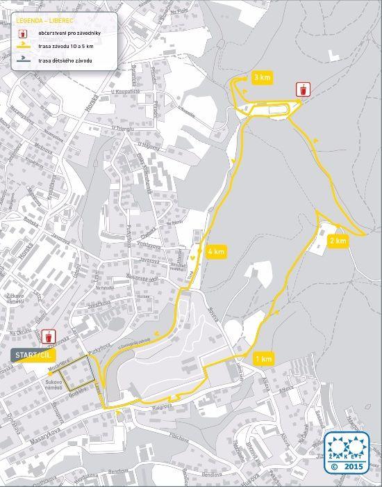 Eda Kožušník běžecké rady Prostě běž! - Mašlíková z Novy a její první závod