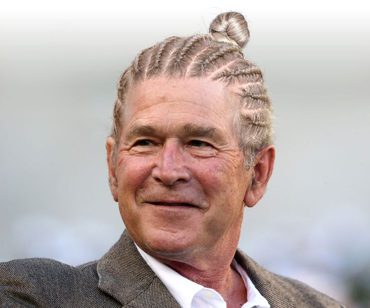 World Leaders With Man Buns | Bored Panda