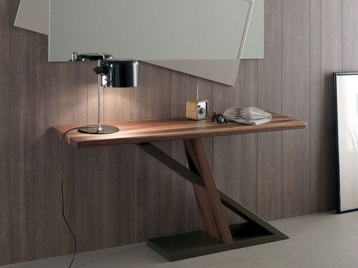 rectangular wooden console table zed console table italy dream design