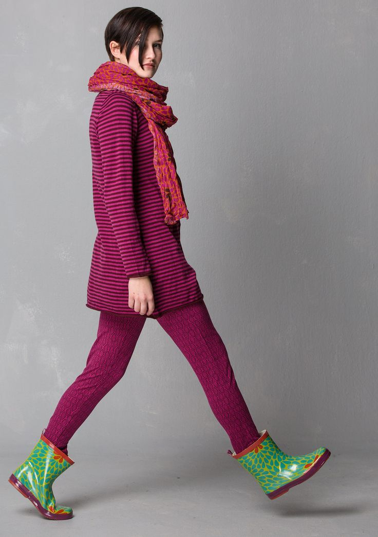 """""""Britt-Marie"""" rain boot in natural rubber – SNEAK PEEK AT THE AUTUMN COLLECTION – GUDRUN SJÖDÉN – Webshop, mail order and boutiques 