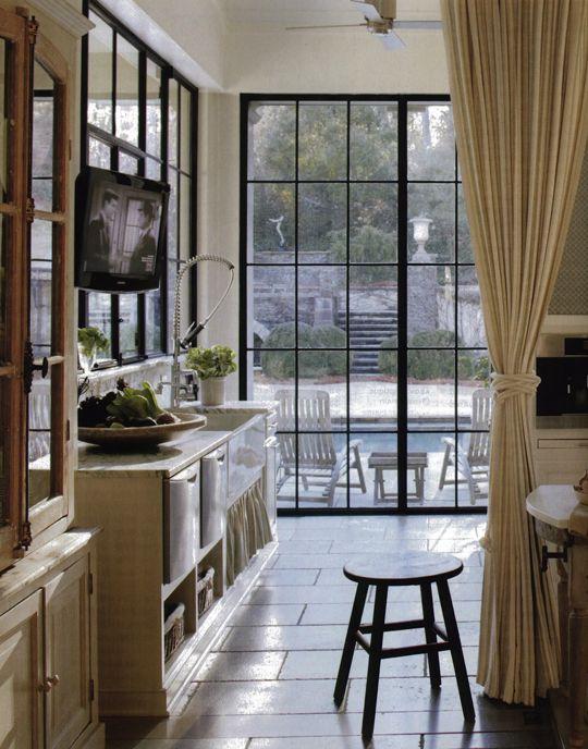 15 Examples of Steel Framed Windows & Doors, Plus 1 Look-Alike ...