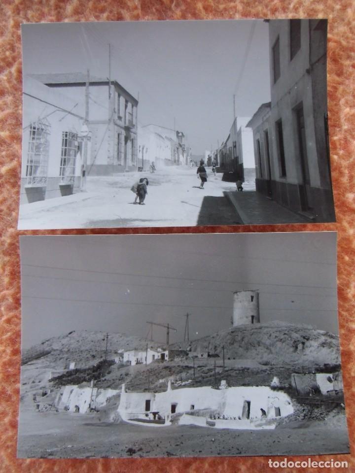 Puerto Mazarron Mazarron Murcia Paisajes Poblacion Magnifico Lote 20 Vistas 1961 Paisajes Murcia Vistas