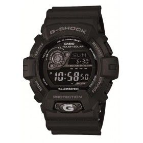 Casio Digital Dial Black Strap G-Shock Watch GR-8900A-1ER