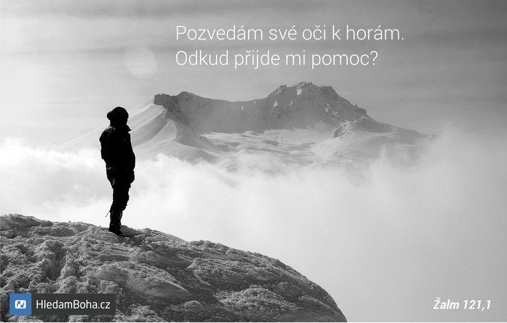Kde hledáme pomoc a odkud přichází?!  Námět na čtení z Bible.. Žalm 121  www.hledamboha.cz