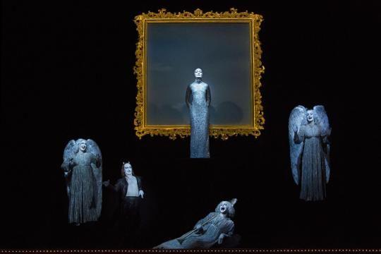 Faust I: Prolog im Himmel