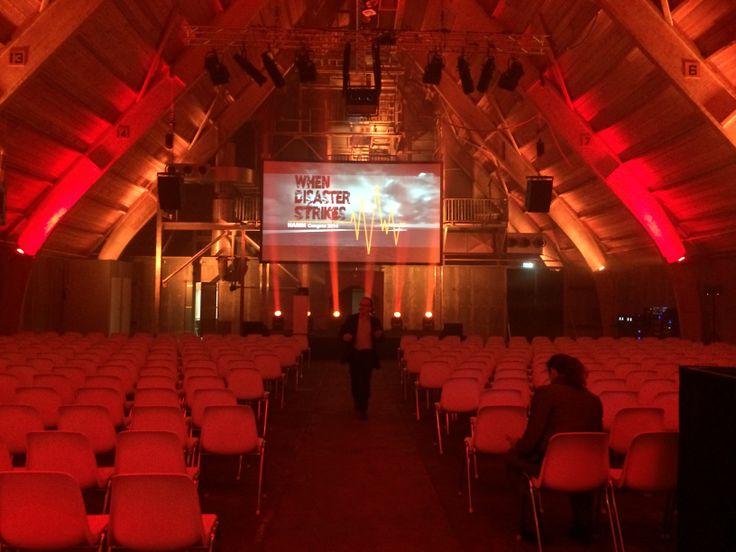 De Fabrique | Maarssen | Narim congres 2014 | 300p #event #dagvoorzitter #presentator #locations #stages #chairman #congres #zalen #venues #theaters #podia