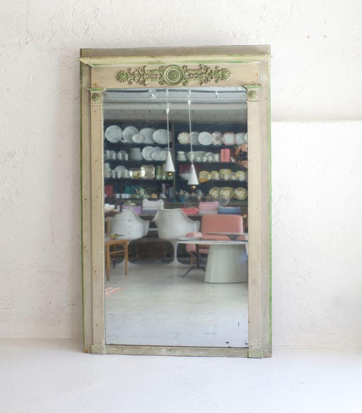 Rue Vintage 74. Madrid. Espejo francés XIX