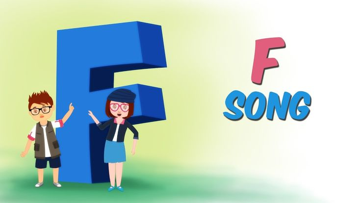 The Letter F Song - Alphabet Songs for kids - Nursery Rhymes by Kids Yogi
