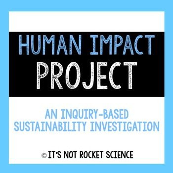 best sustainability science ideas environmental  human impact sustainability project an investigation of c