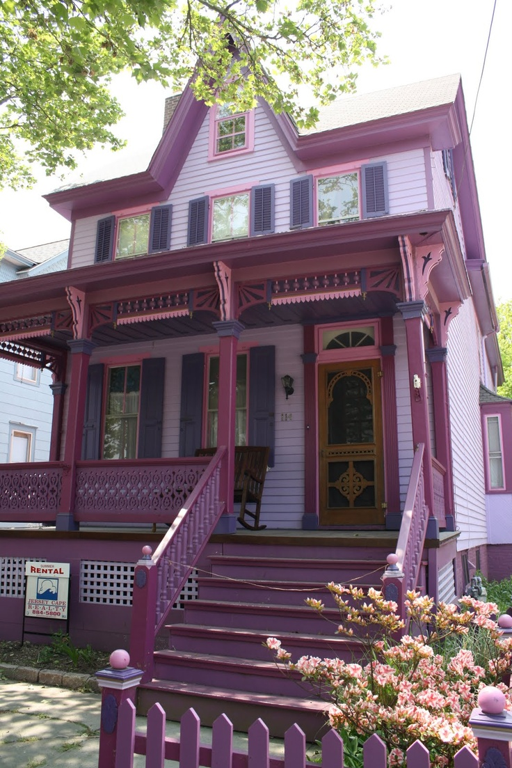 17 best images about purple cottages on pinterest