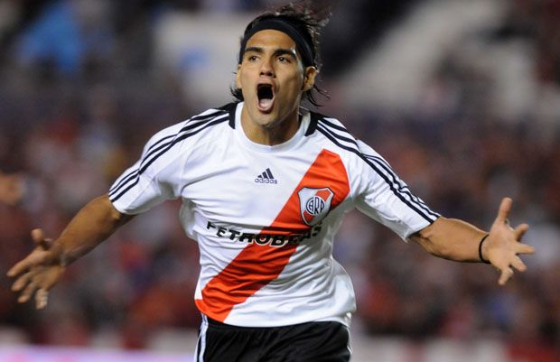 Radamel Falcao, River Plate