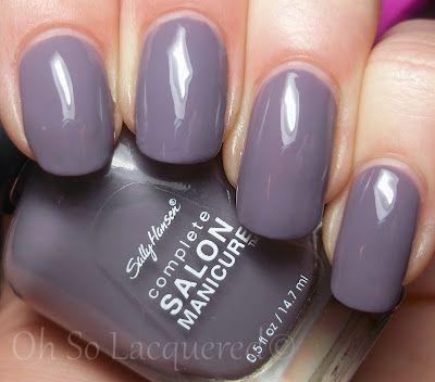 Sally Hansen Complete Salon Manicure - Greige Gardens (My favorite!!!)