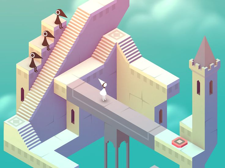 Out Today: A Gorgeous iPad Game That Would Make M.C. Escher Drool | Design | WIRED