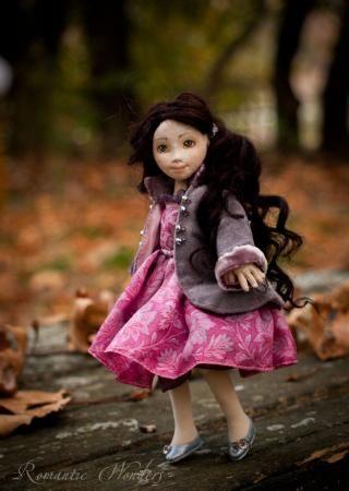 Leyla   Romantic Wonders Dolls