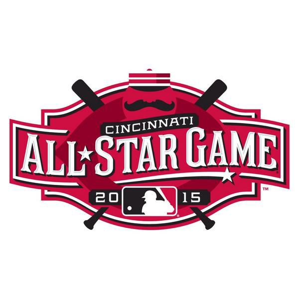 We proudly introduce you to the 2015 MLB All-Star Game logo!