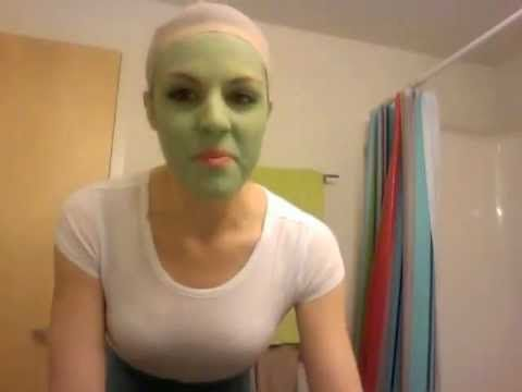 Makeup Tutorial: Miss Martian (body painting)