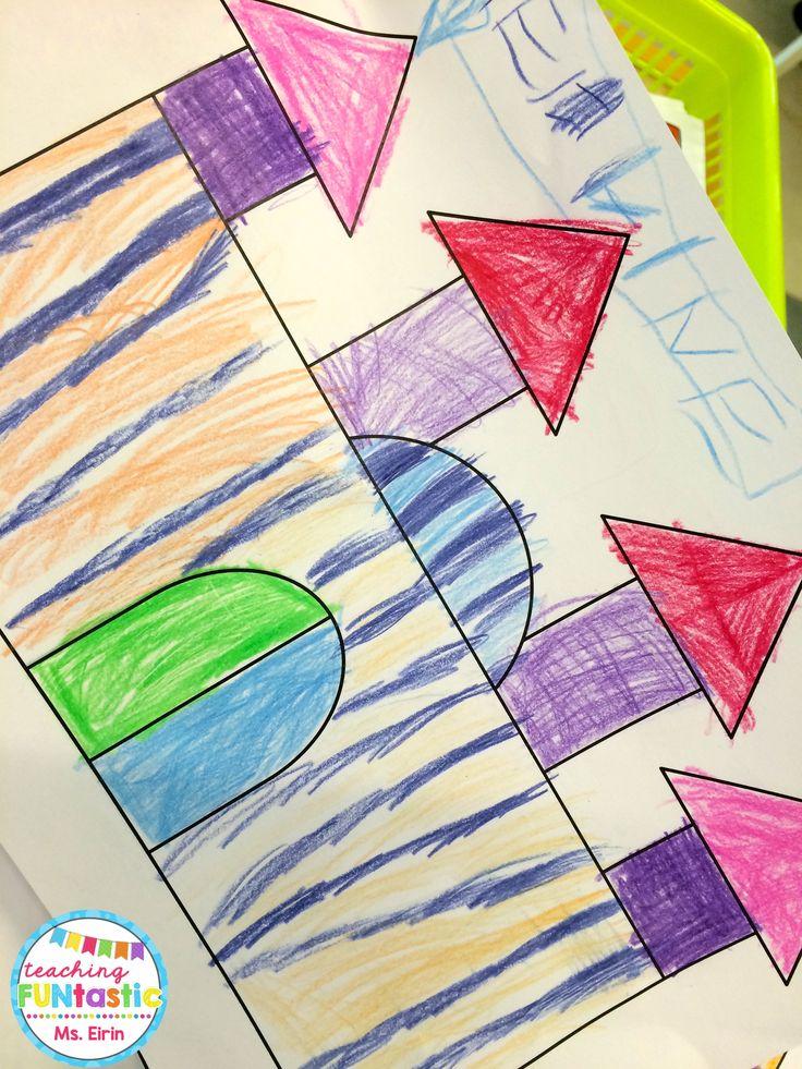 PY 1 - Uke 35; Første klasse har designet slottet til Bokstavkongen, og gleder seg til å få første bokstav tilsendt :)