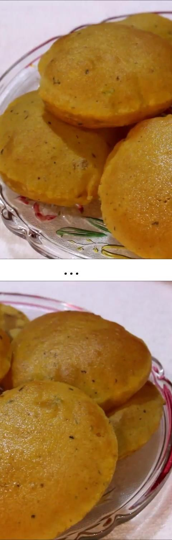 ना आटा ना मैदा ना बेसन  बनाए ये निराली करारी लज़ीज़ पूरियाँ - Aloo Poori - Masala Puri... Tags: sooji aloo poori, poori recipe, puri recipe, kachori recipe, quick breakfast recipe, quick potato recipes, quick snacks to make at home, diwali recipe, festival recipe indian, ghargrihasti recipe, aloo puri recipe in hindi, potato puri, aloo paratha, special poori recipe, kids recipes indian, tiffin recipes indian, easy recipes for kids, easy recipes for breakfast, winter recipe in hindi, kachori…