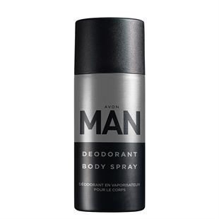 Avon Man Deodorant Body Spray