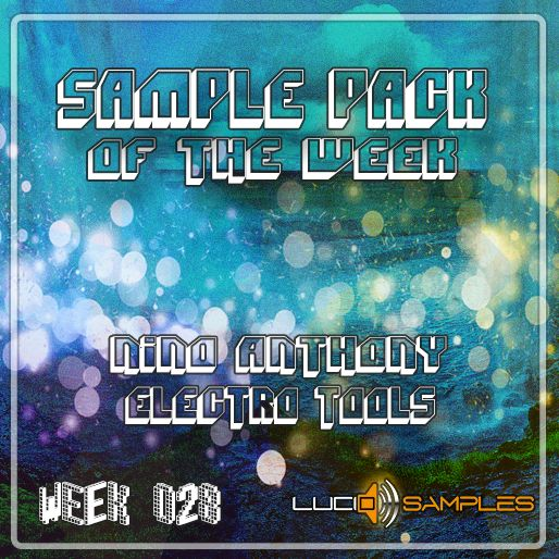 Sample Pack of the Week (028) Nino Anthony Electro Tools / Description: Contains contains nearly 300 files which have been meticulously designed and processed to meet only the highest recording standards of quality. Link: http://www.lucidsamples.com/electro-sample-packs/223-nino-anthony-electro-tools.html #electro #house