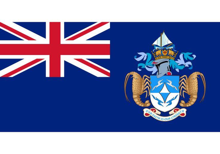 Flag of Tristan da Cunha