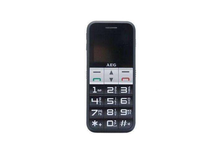 ¡NUEVO PRECIO! 43,53€. Teléfono Móvil AEG. Ideal para personas mayores