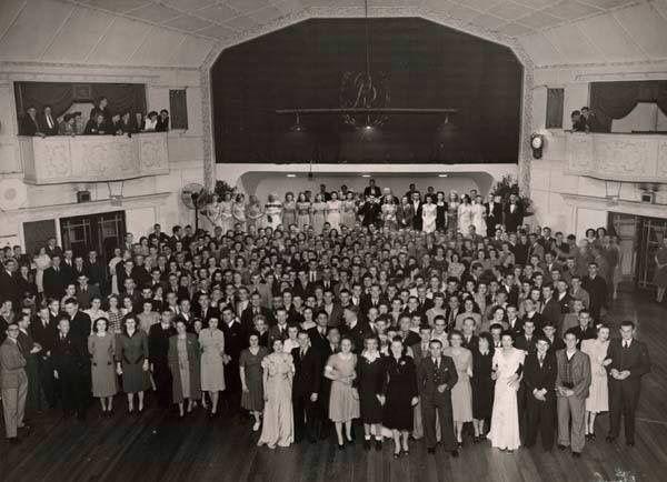Geelong Palais 1940's
