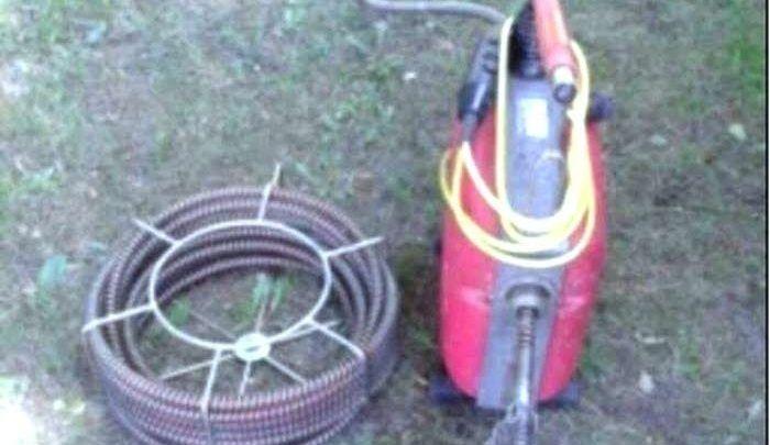 اهمية تسليك مواسير الصرف الصحي وتنظيف المجاري Garden Hose Hose