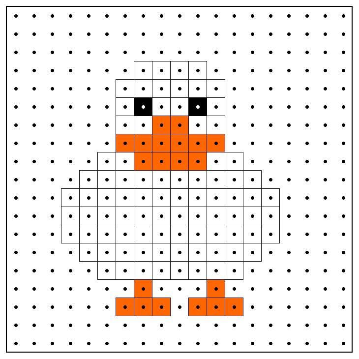 KleuterDigitaal - wb kralenplank eend 03
