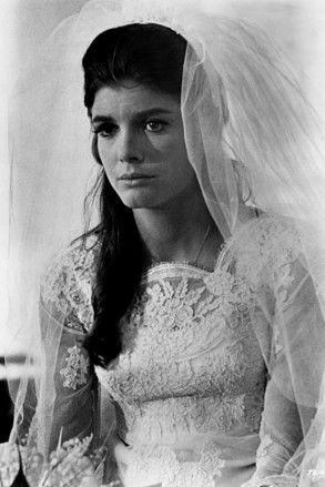 Katherine Ross in The Graduate.  Beautiful dress!
