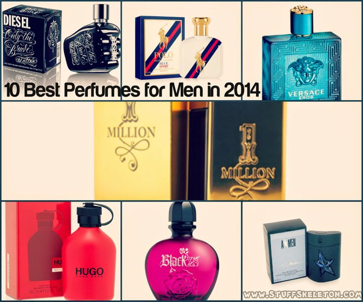 Top 10 Best Perfumes for Men in 2014