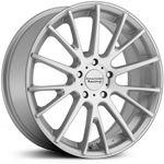 2015 American Racing AR904 silver machined wheels & rims