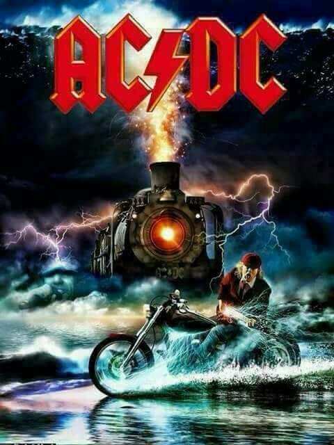 Pin by Melody Dodd on AC/DC in 2019 | Rock band posters