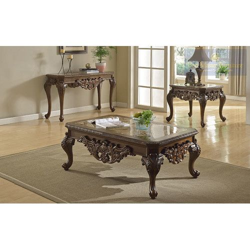 Found It At Wayfair 3 Piece Coffee Table Set