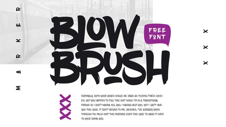 UPDATED: Put down your cannons, and download these top free graffiti fonts right now!
