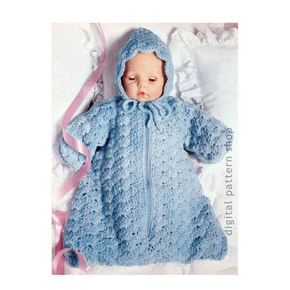 1000+ images about Baby Bunting on Pinterest Crochet ...