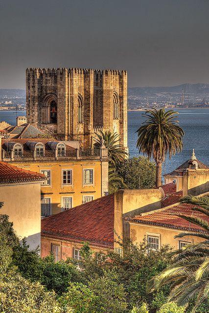 Sé de Lisboa by paulu
