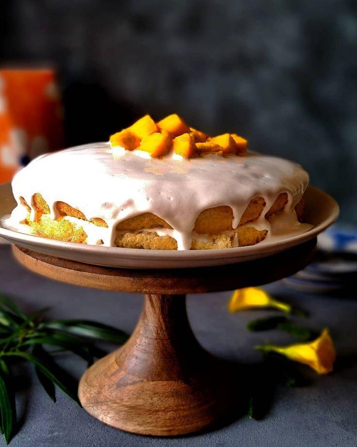 bake light summery desserts - 736×920