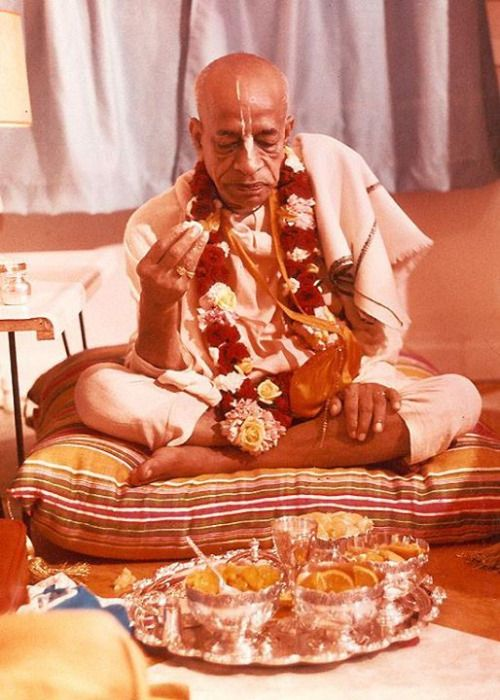 Prasada: The Power of Sacred Food. On the spiritual path those that are most inclined to lead a peaceful existence that respects the value of all life often adopts the vegetarian lifestyle. It is i…