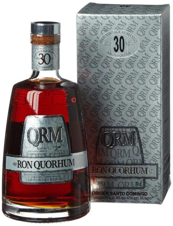 Ron Quorhum 30 | #santo domingo #rum