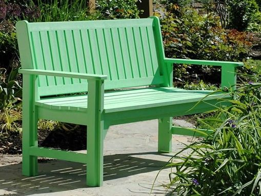 CRP Garden Bench. Available In 16 Colors.