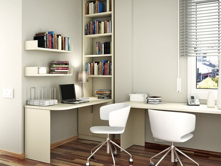 Small Study Room Design For Minimalist Home Interiors