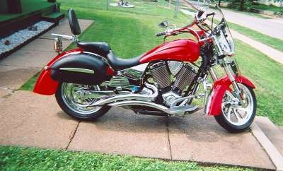 Eclectic, Durable and Uniquely Modern- Victory Saddlebags