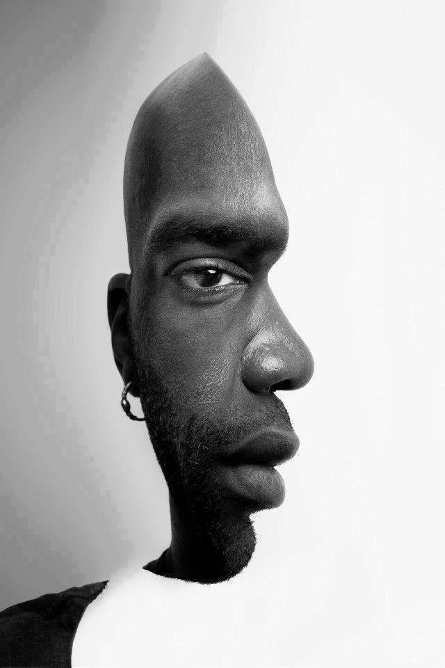 Crazy illusion...!  - Moodý Photography