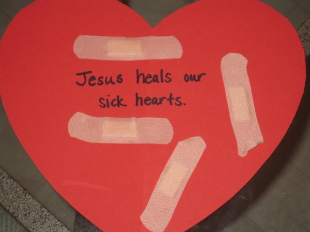 jesus heals craft ideas 1000 images about jesus on fishers of 4774