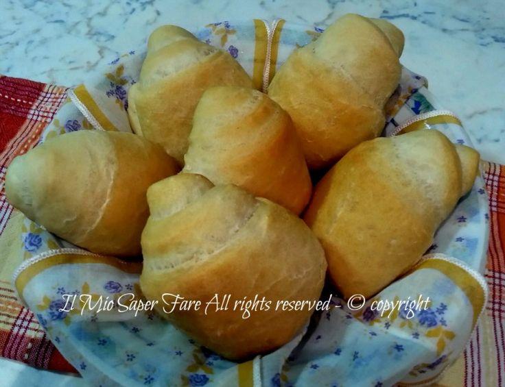 Panini ricetta Bonci all'olio soffici e profumati