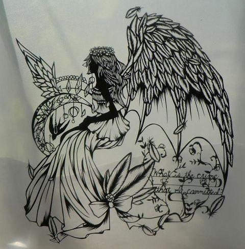 「堕天使」/「RIKA」のイラスト [pixiv]