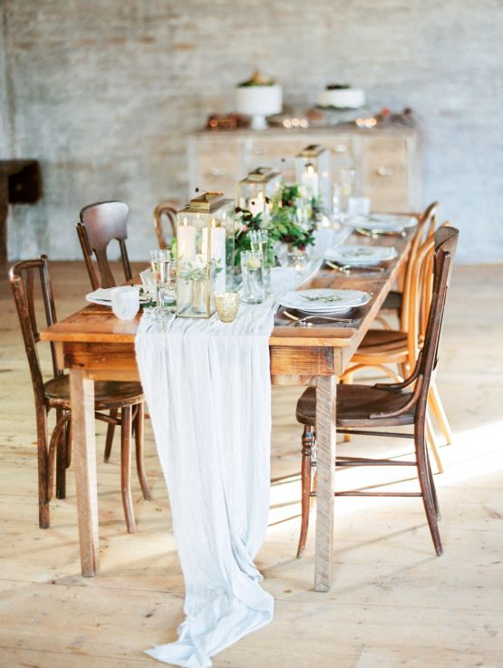 Pretty Warehouse Wedding Inspiration by Natashia Nicole Photography 18