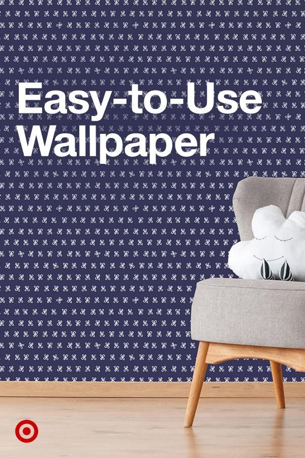 Wallpaper 101 Find Your Favorite Pattern Follow The Easy How To Video Peel And Stick And Enjoy Diy Interior Home Design Home Wallpaper Decor